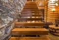 Designs captivants d'escalier loft