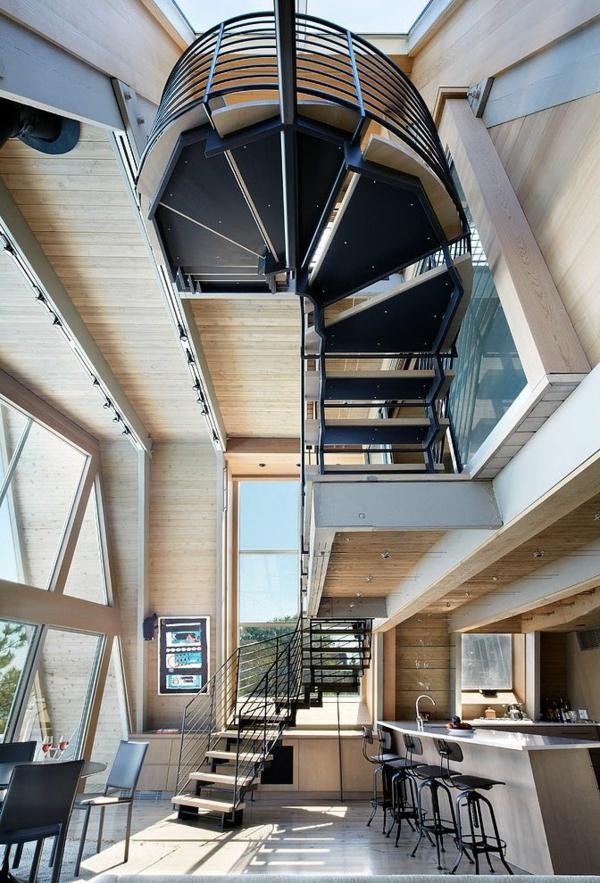 escalier-loft-maison-spectaculaire-design-ludique