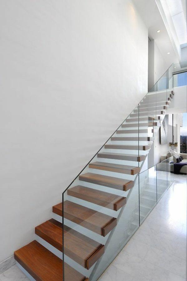 escalier-moderne-salon-intérieur