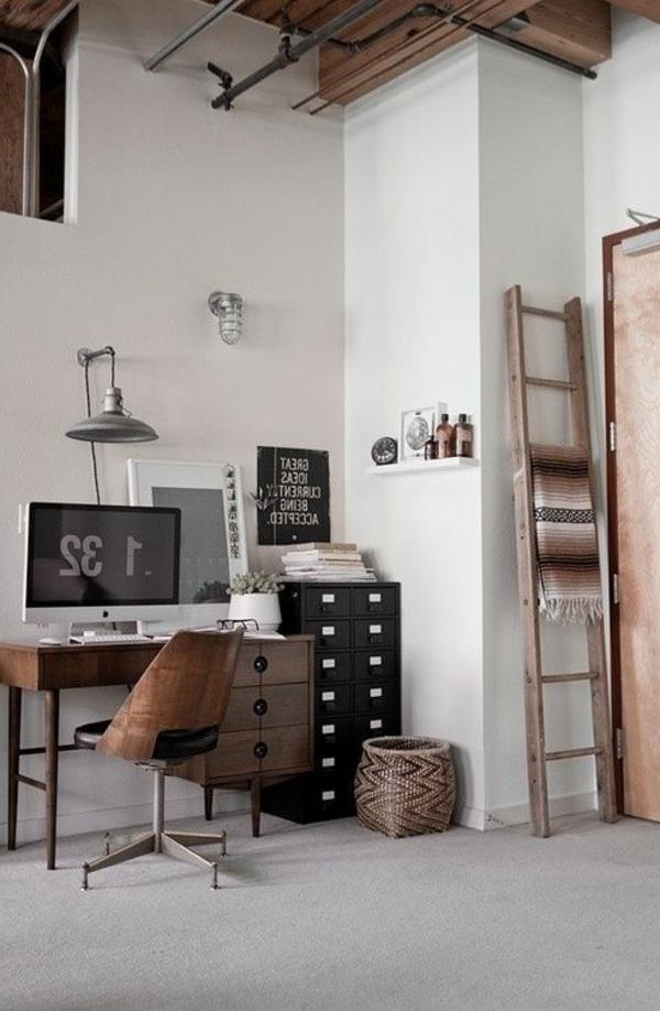 fauteuil-de-bureau-de-style-rustique