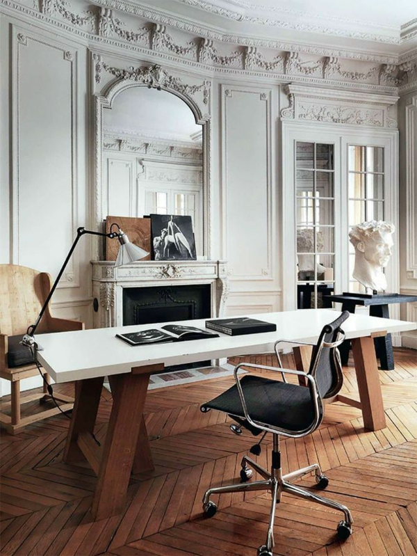 fauteuil-de-bureau-parquet-bois