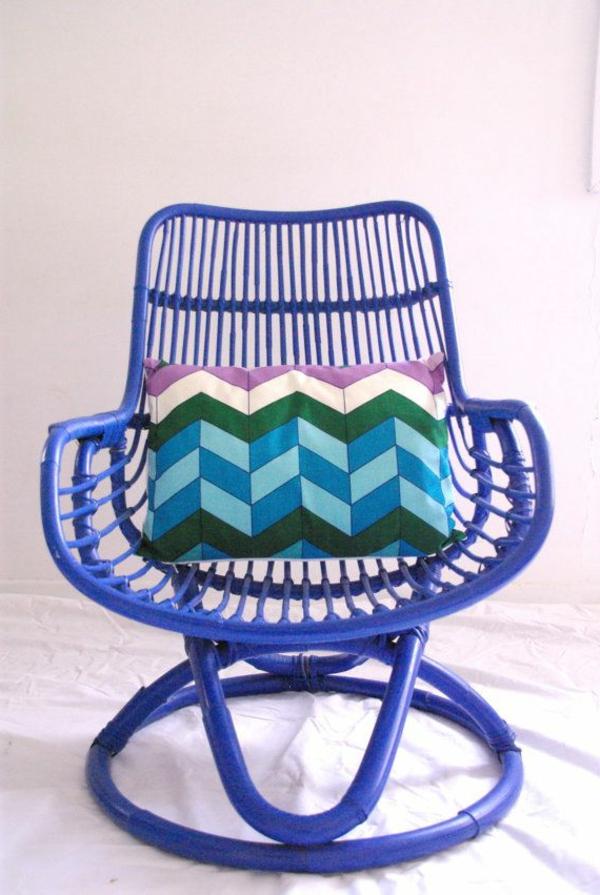 fauteuil-papillon-coloré