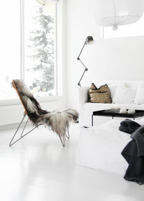fauteuil-papillon-salon-blanc
