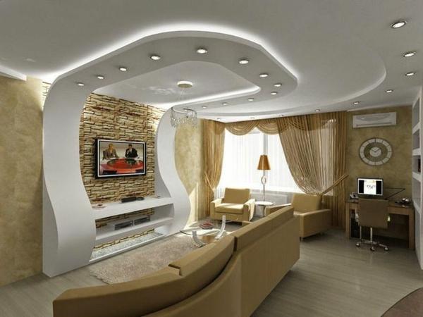 Gut gemocht Le faux plafond suspendu est une déco pratique pour l'intérieur  ON22