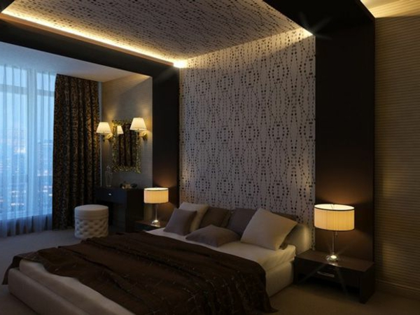 Awesome faux plafond chambre a coucher tunisie gallery design