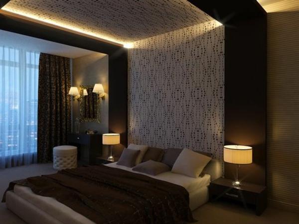 Le faux plafond suspendu est une d co pratique pour l for Chambre kochi