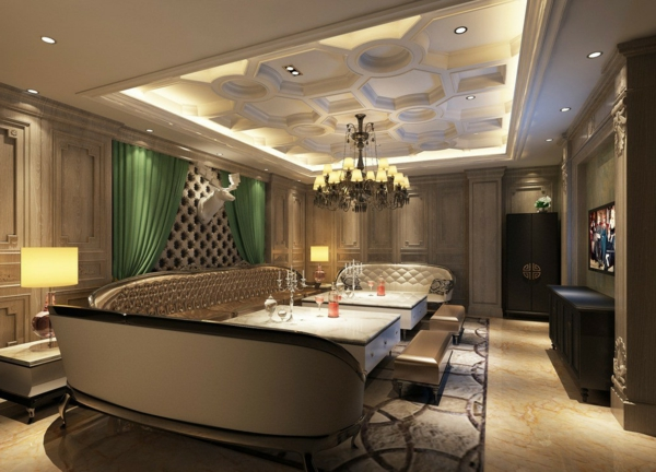 faux-plafond-suspendu-intérieur-glamoureux-contemporain