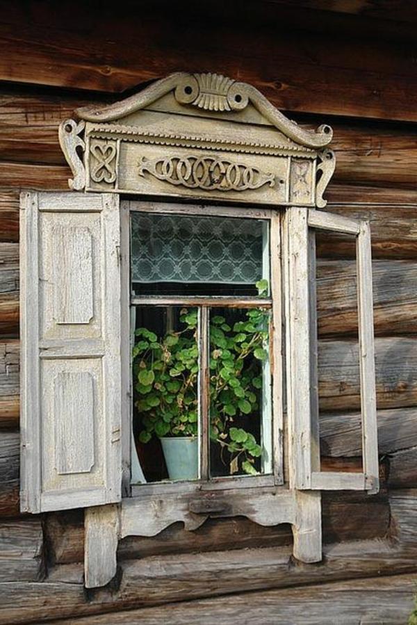 L armoire ancienne pour votre demeure moderne for Decoration fenetre ancienne
