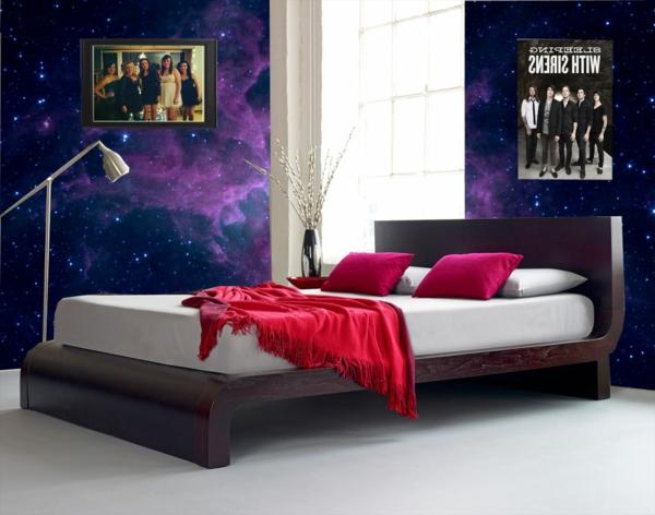 galaxy-thème-papiers-peints-originaux-design-original-pour-chambre-à-coucher