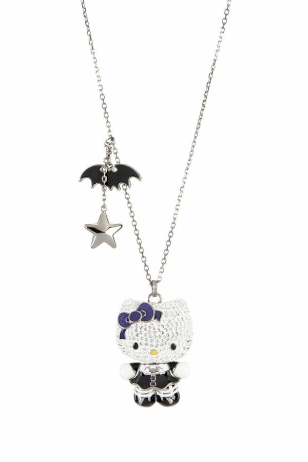 hello-kitty-gothique-bijou-cristaux-idée-cadeau-ado