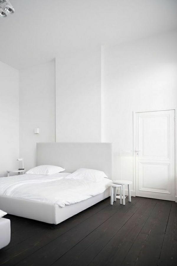 housse-de-couette-blanc-classique-lit