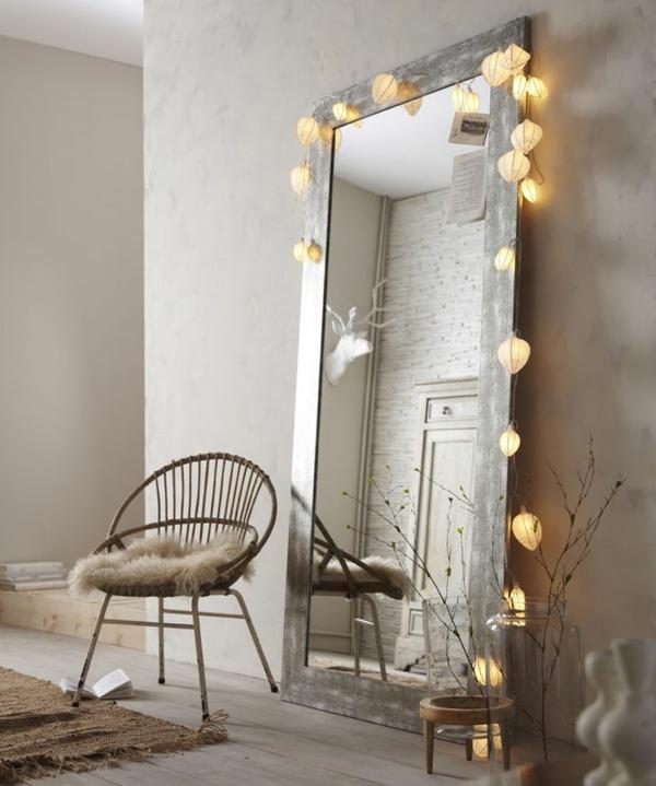 idée-déco-miroir-lampe