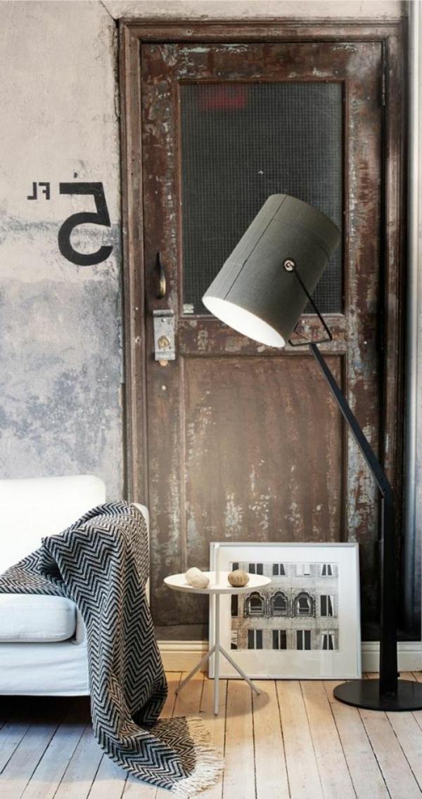 la lampe d corative une d cision cr ative pour la chambre. Black Bedroom Furniture Sets. Home Design Ideas