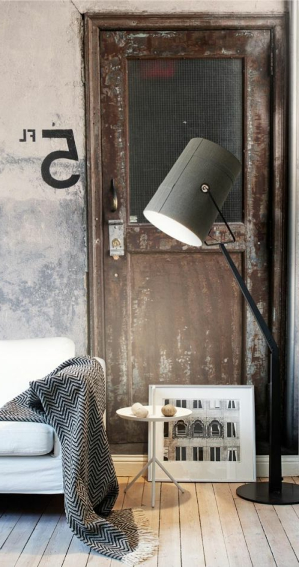 idée-lampe-moderne-salon