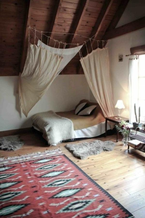 inspiration-intérieur-vintage-chambre