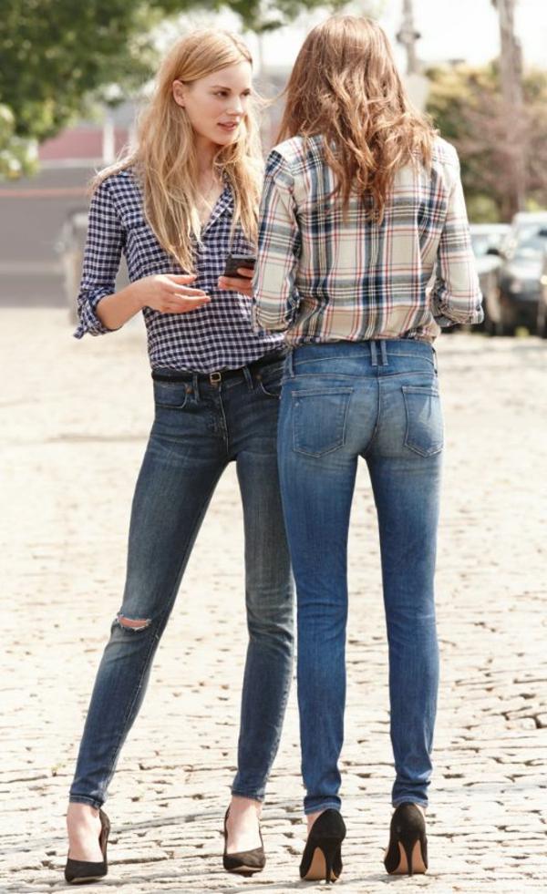 jeans-de-taille-haute