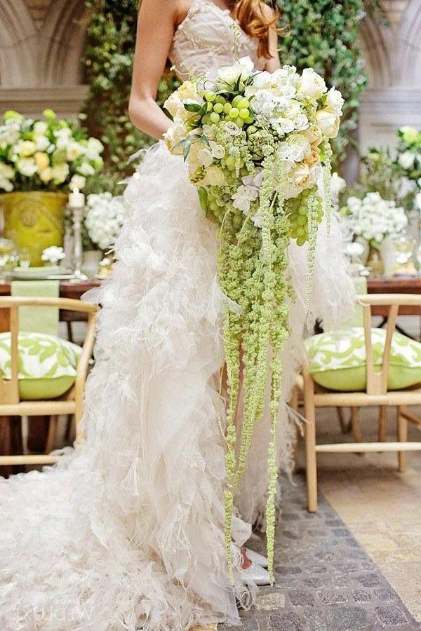 Quel bouquet de mari e choisir 67 id es merveilleuses - Comment faire un bouquet de mariee ...