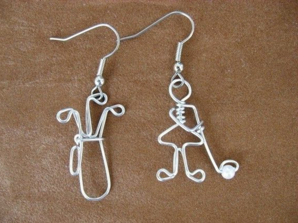 jolie-accessoire-originale-boucle-d-oreille-les-amoreux-de-golf