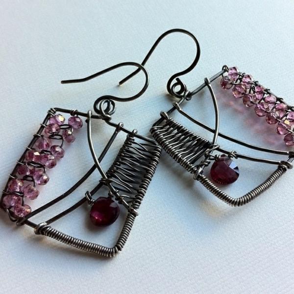 jolie-boucle-d-oreille-originale-femme-accessore-bijou