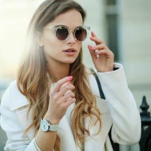 Les lunettes de soleil rondes - de nouveau à la mode!