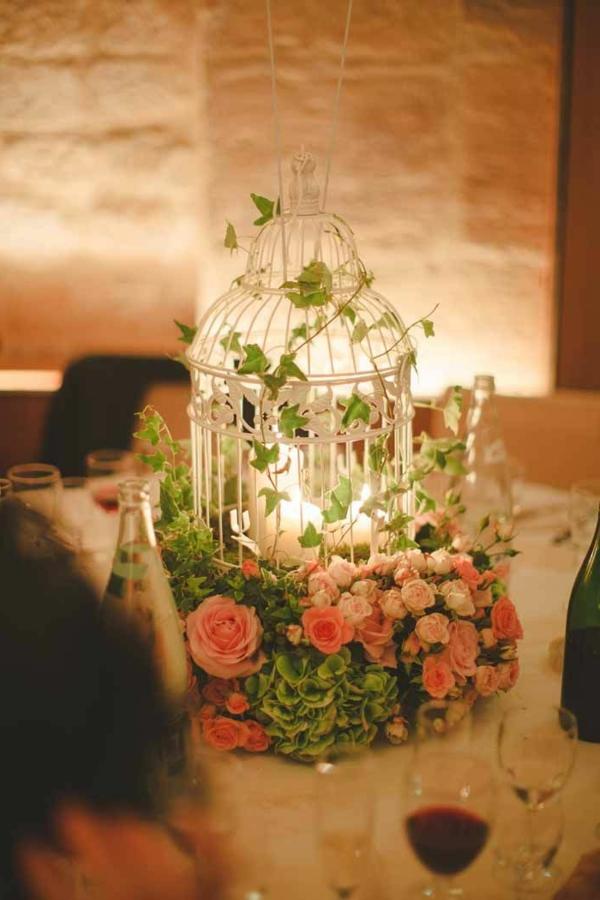 la-déco-de-mariage-fleurs-idée-créative-decoration-cage