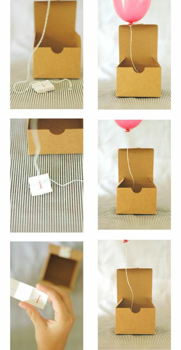 le-ballon-dans-la-boite-emballage -cadeaux-original -et-chic