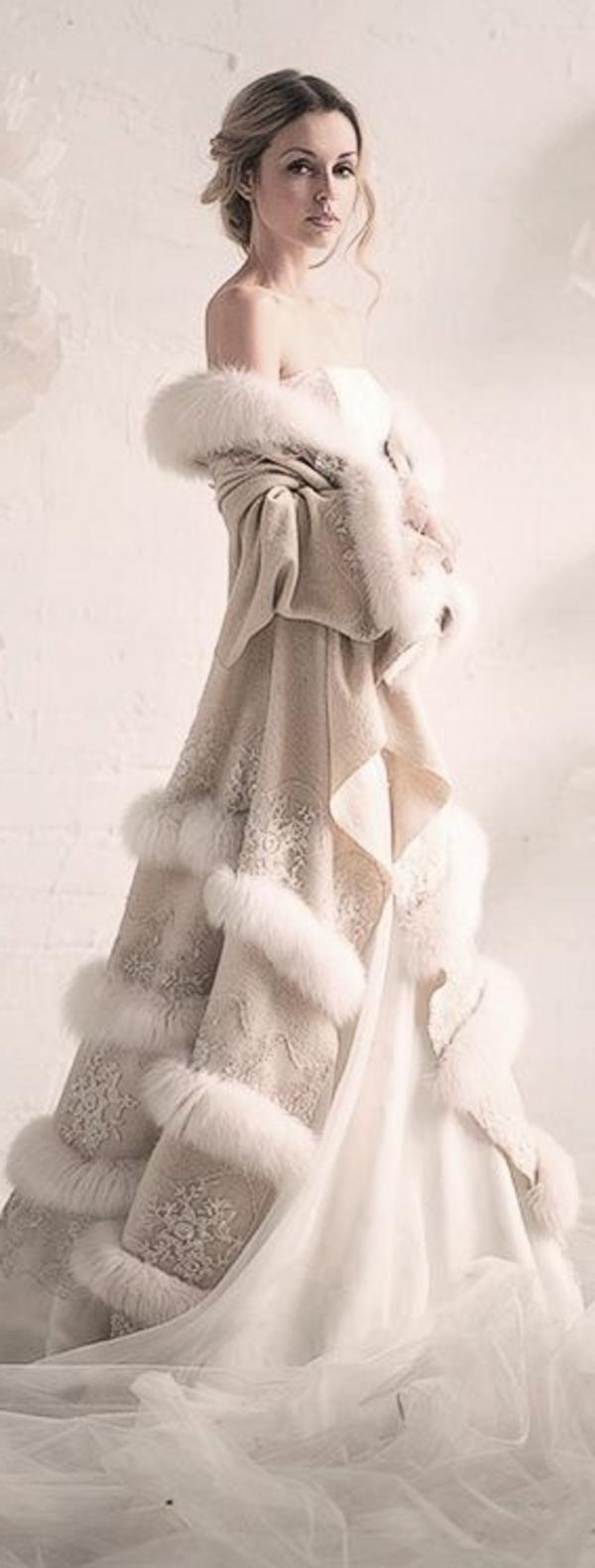 le-jour-du-mariage-avec-une-robe-princesse-hiver
