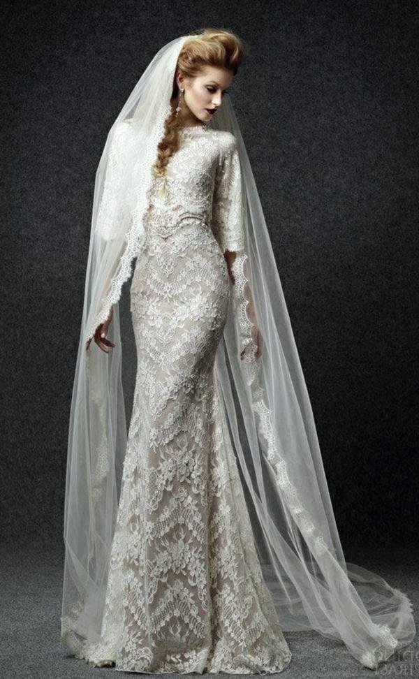 le-jour-du-mariage-avec-une-robe-princesse-rétro