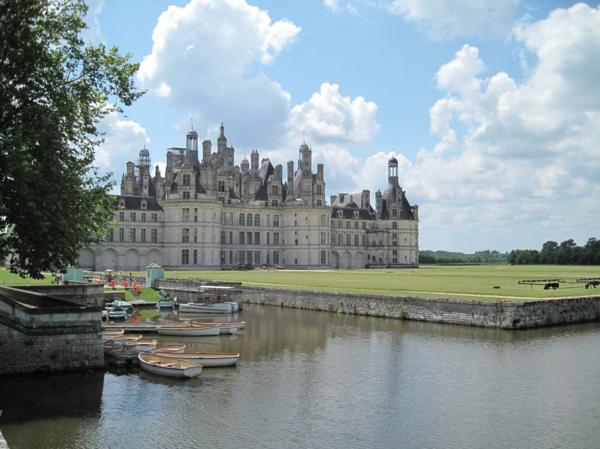 les-châteaux-de-la-Loire-Chambord