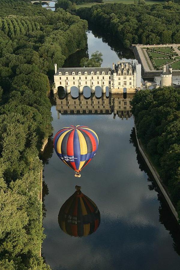 les-châteaux-de-la-Loire-Chenonceau-de-haut