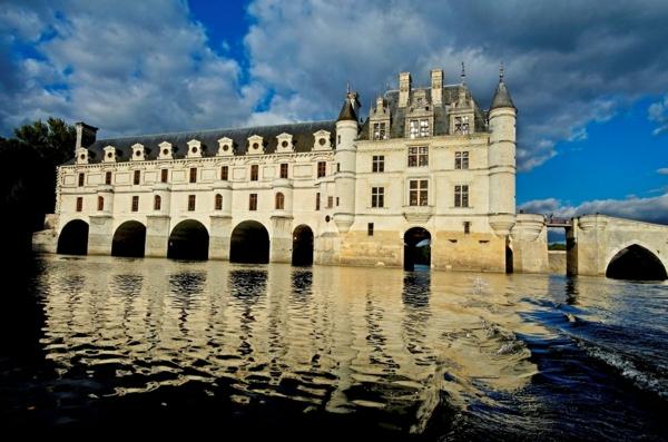 les-châteaux-de-la-Loire-Chenonceau