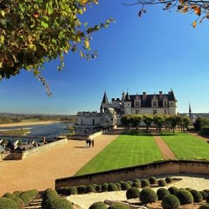Les châteaux de la Loire - petite promenade virtuelle