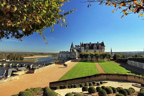 les-châteaux-de-la-Loire-Le-château-d'Amboise