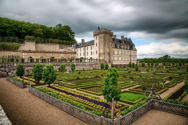 les-châteaux-de-la-Loire-château-de-Villandry