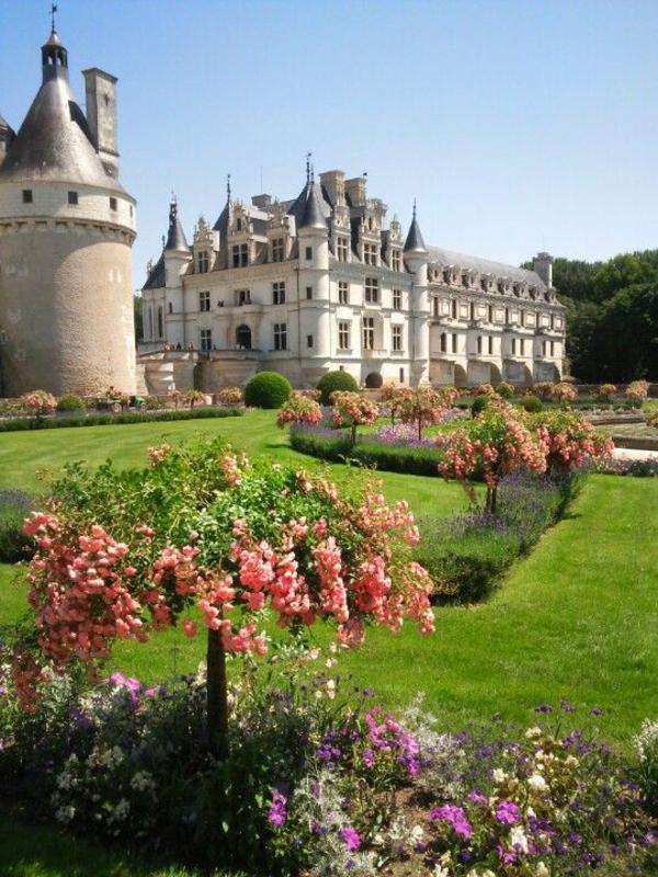 les-châteaux-de-la-Loire-jardin-magnifique