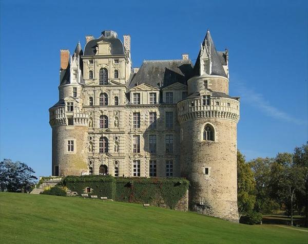 les-châteaux-de-la-Loire-un-château-pittoresque
