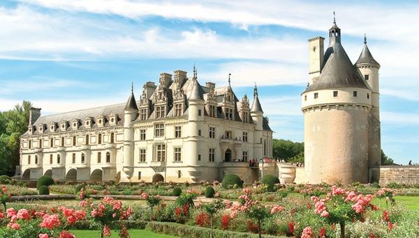 les-châteaux-de-la-Loire-vallée-splendide