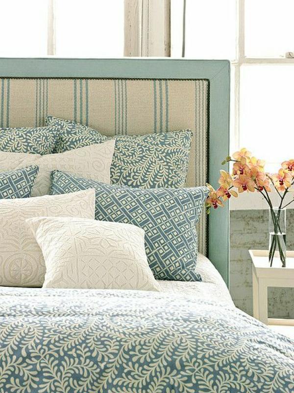 linge-de-lit-bleu-blanc