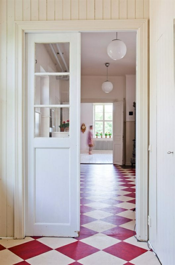 lino-imitation-carrelage-blanc-rouge