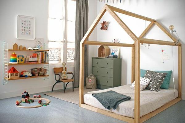 le plus beau lit cabane pour votre enfant. Black Bedroom Furniture Sets. Home Design Ideas