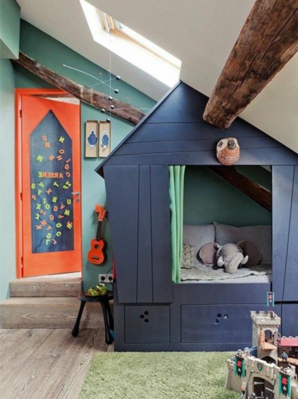 Le plus beau lit cabane pour votre enfant - Idees creatives chambres feront retomber en enfance ...