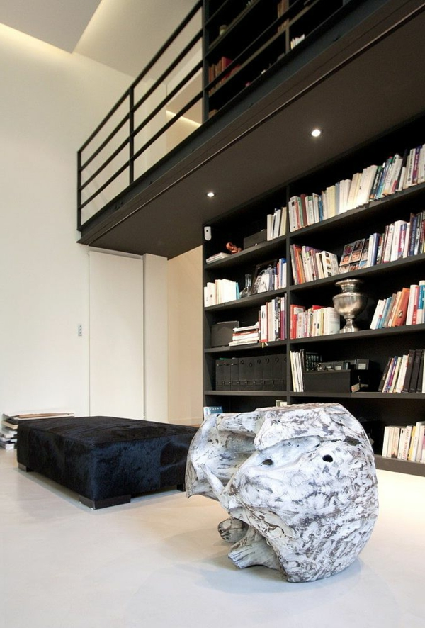 loft-parisien-appartement-avec-mezzanine