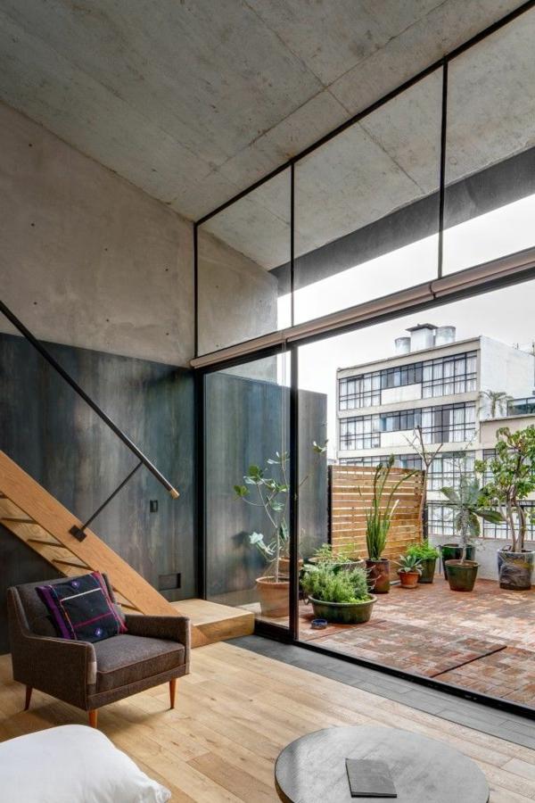 Le loft parisien inspiration et style unique Loft et terrasse