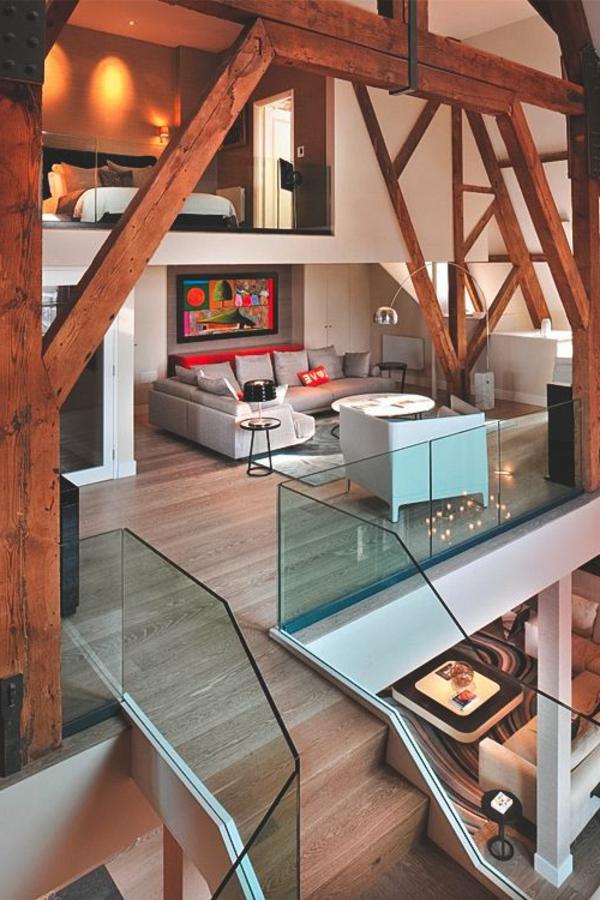 loft-parisien-appartement-merveilleux-de-trois-niveaux
