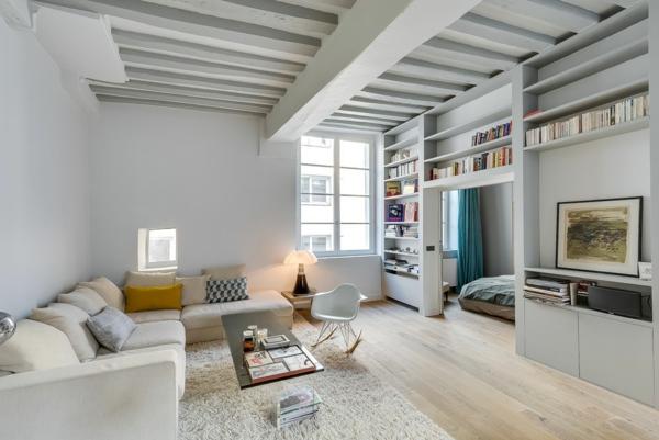 loft-parisien-appartent-blanc