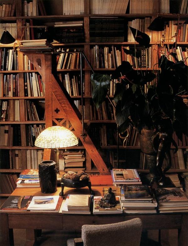 loft-parisien-bibliothèque