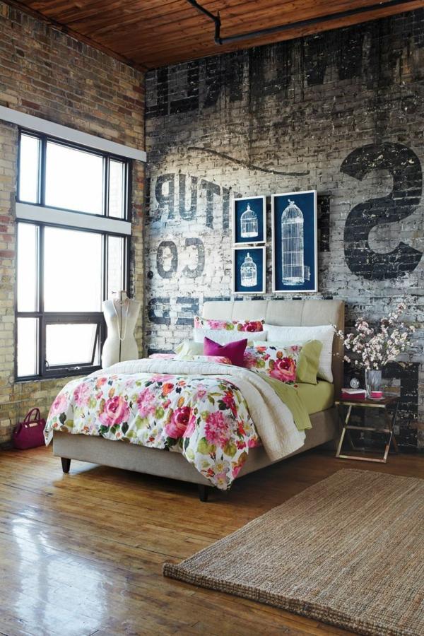loft-parisien-chambre-à-coucher