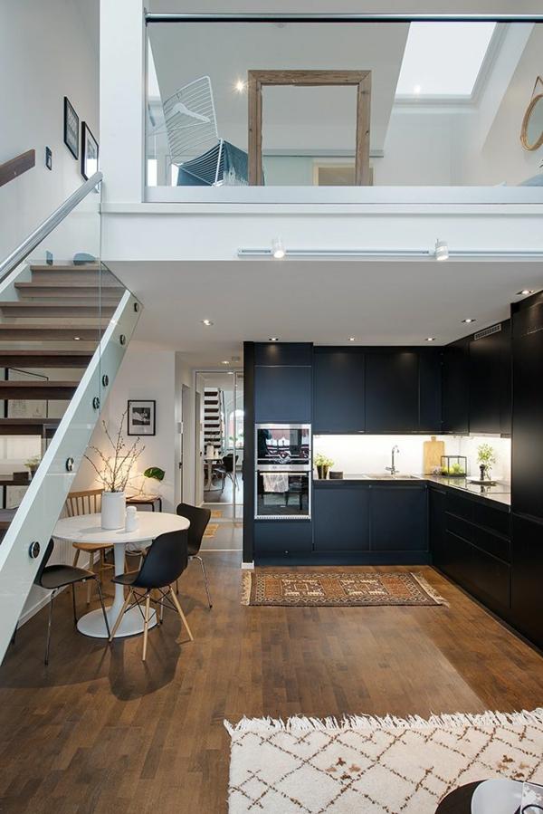 loft-parisien-escalier-et-plancher-en-bois
