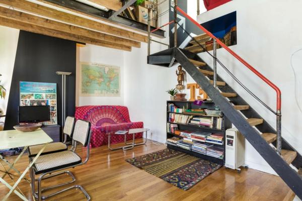loft-parisien-espaces-en-style-industriel
