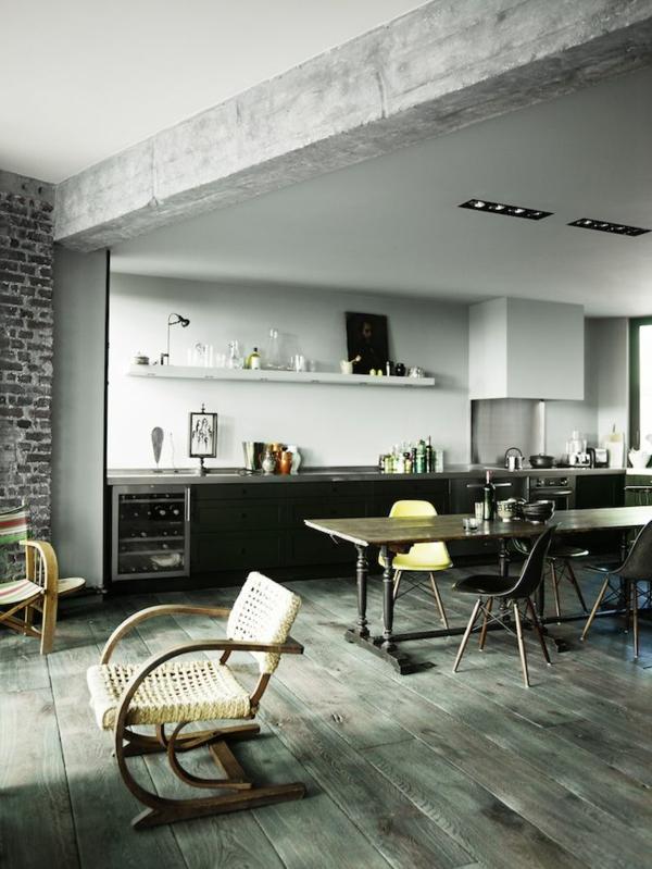 loft-parisien-intérieur-style-industriel